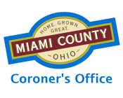 Miami County Logo for Coroner